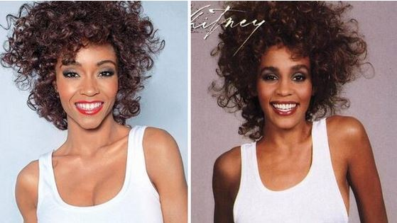 Yaya Dacosta Whitney Houston