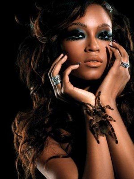 Yaya Dacosta Whitney Houston