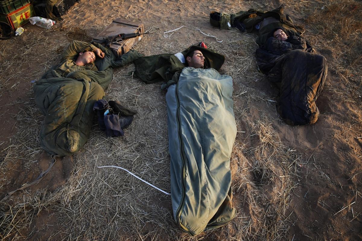 Israeli Soldiers Gaza Palestine