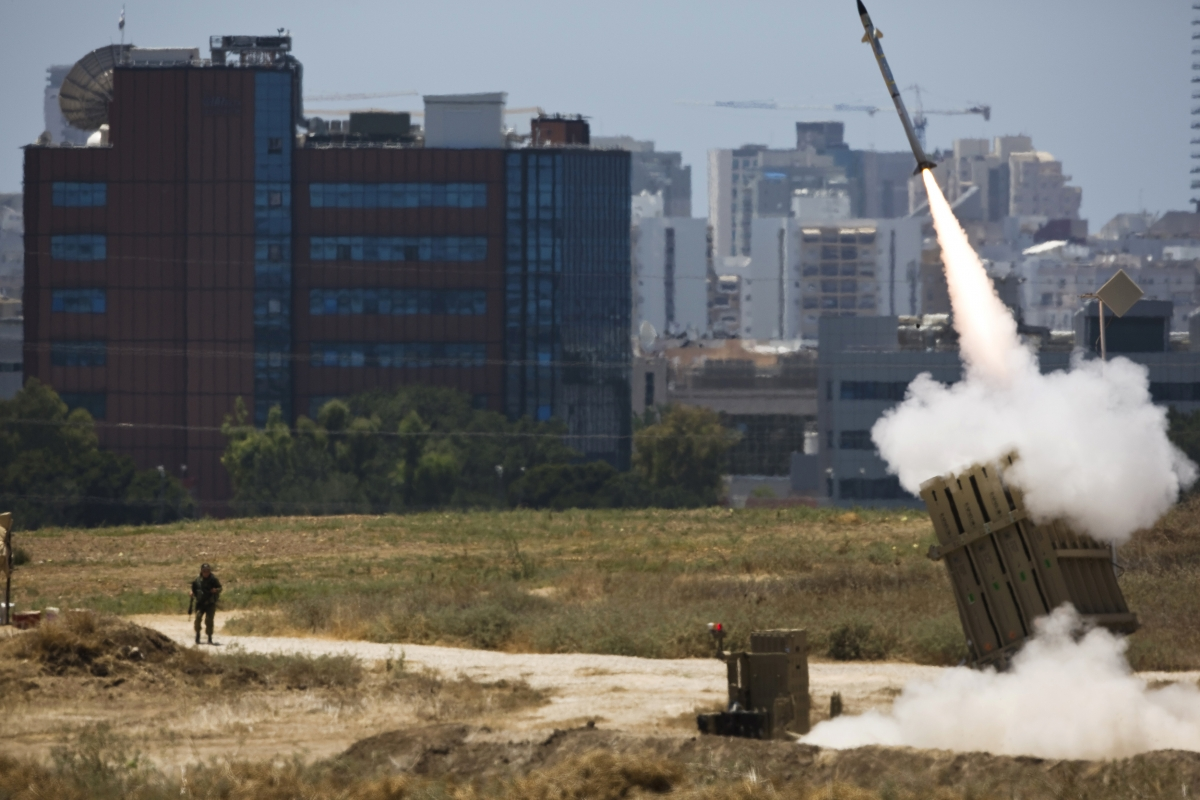 Iron Dome Blueprints Not Stolen by Chinese Hackers