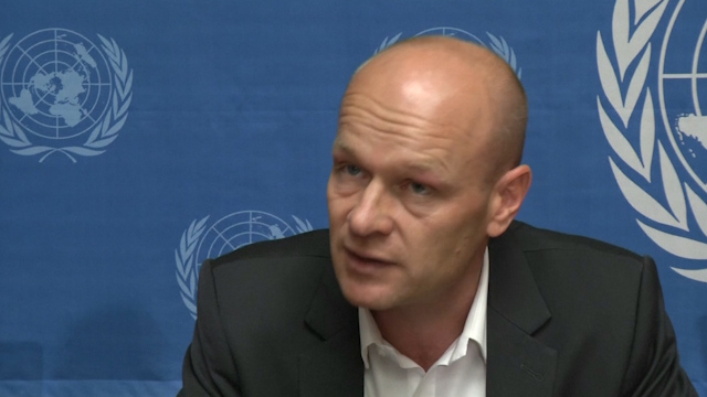 UN Human Rights Office Questions Compatibility of Israeli Strikes with International Law