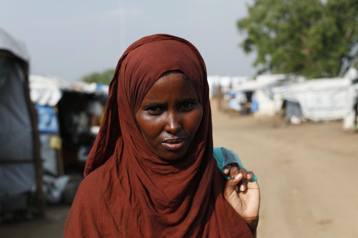 South Sudan - Somali refugee