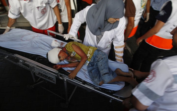 Israel-Gaza conflict and medical crisis