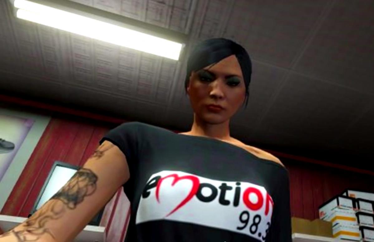 GTA 5 Secret Retro DLC: Rare Radio T-Shirts Unlockable in GTA Online