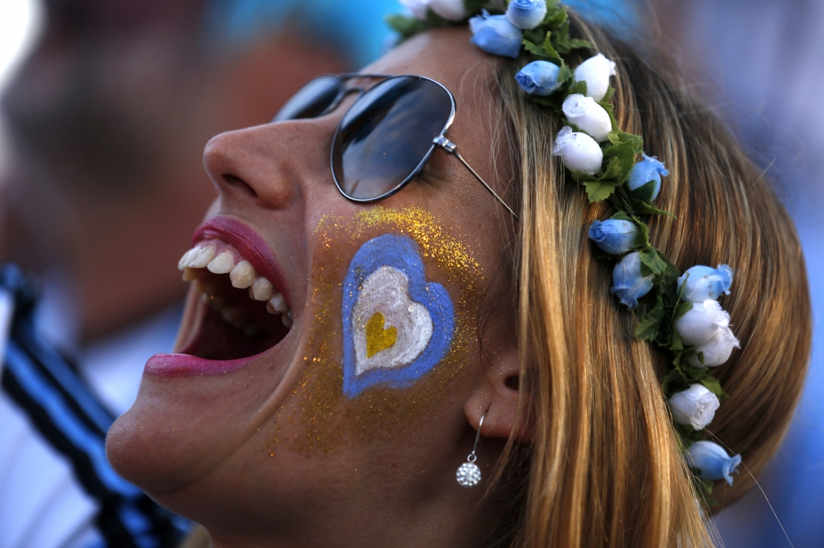Argentina hope for a flower power victory