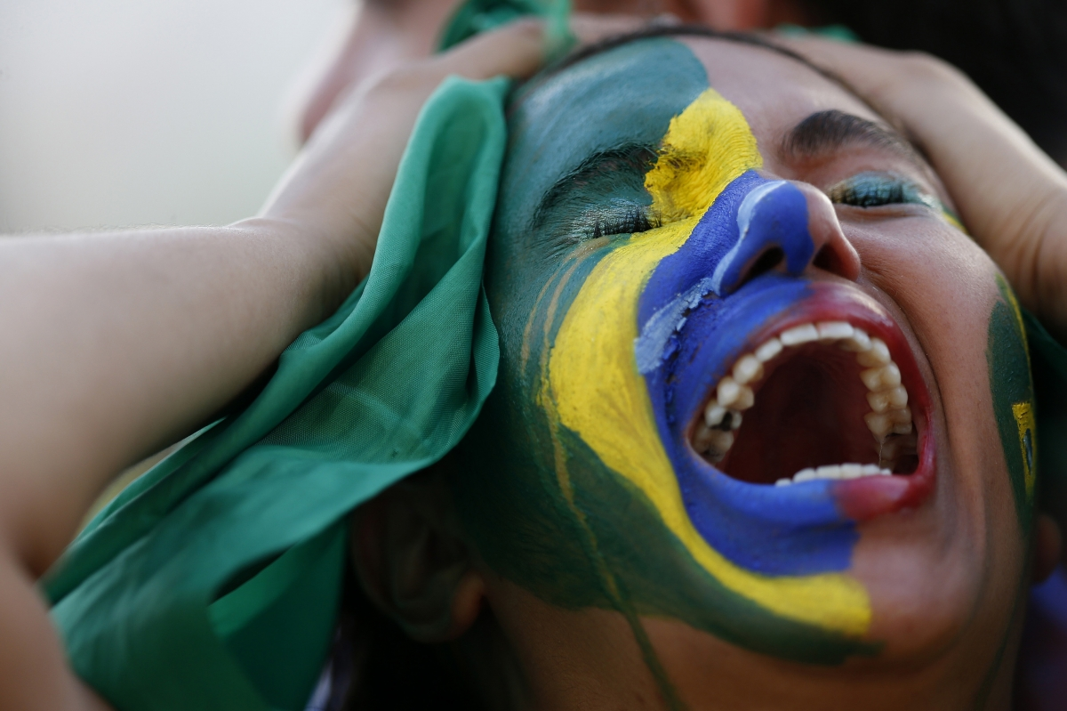 The shock 7-1 defeat of Brazil by Germany left many fans in complete despair