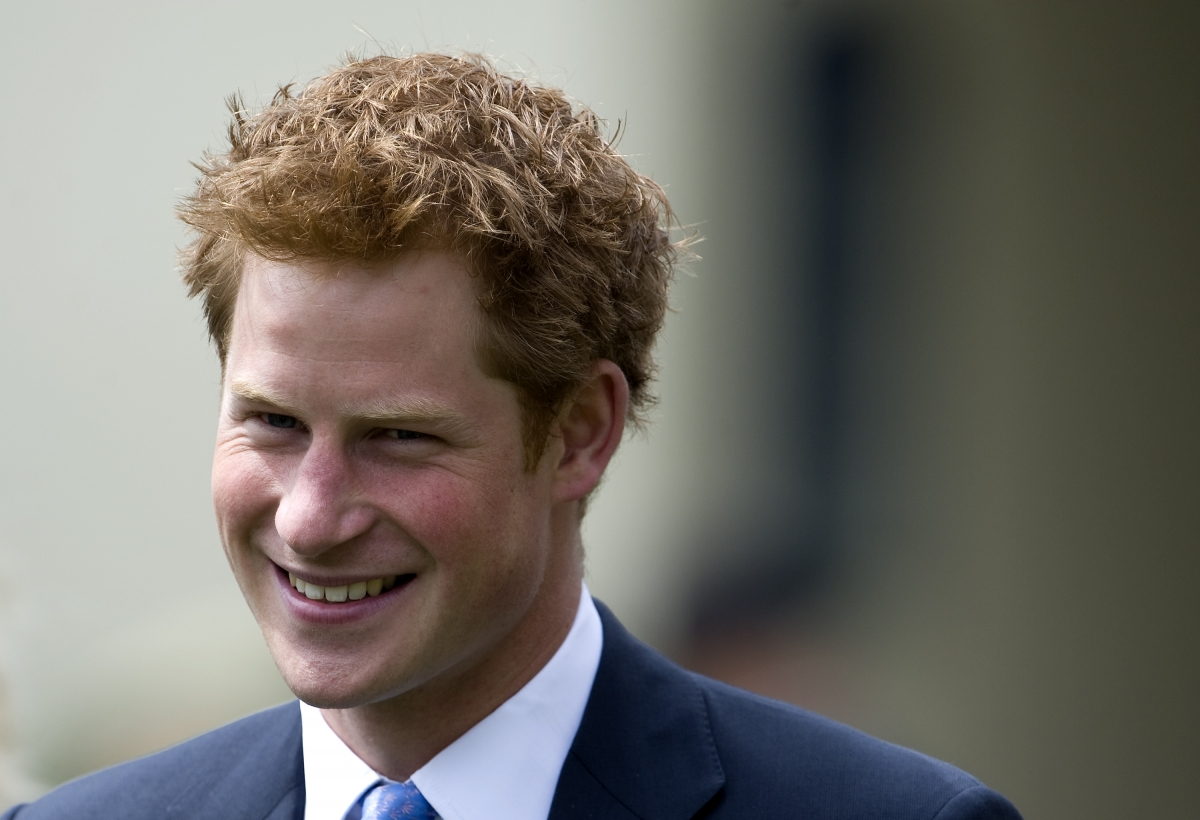 Prince Harry (Getty)