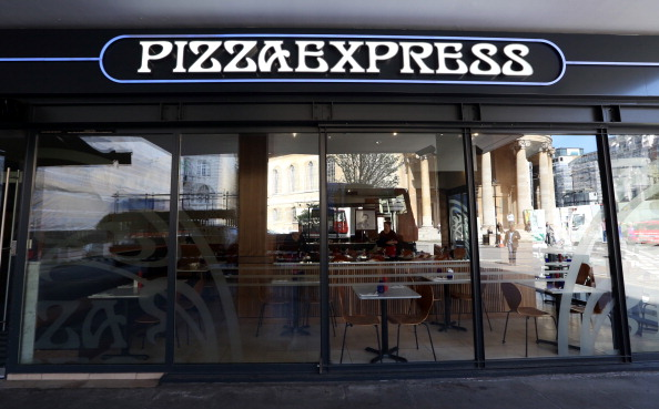 uk restaurant chain pizza express sold to chinese firm for