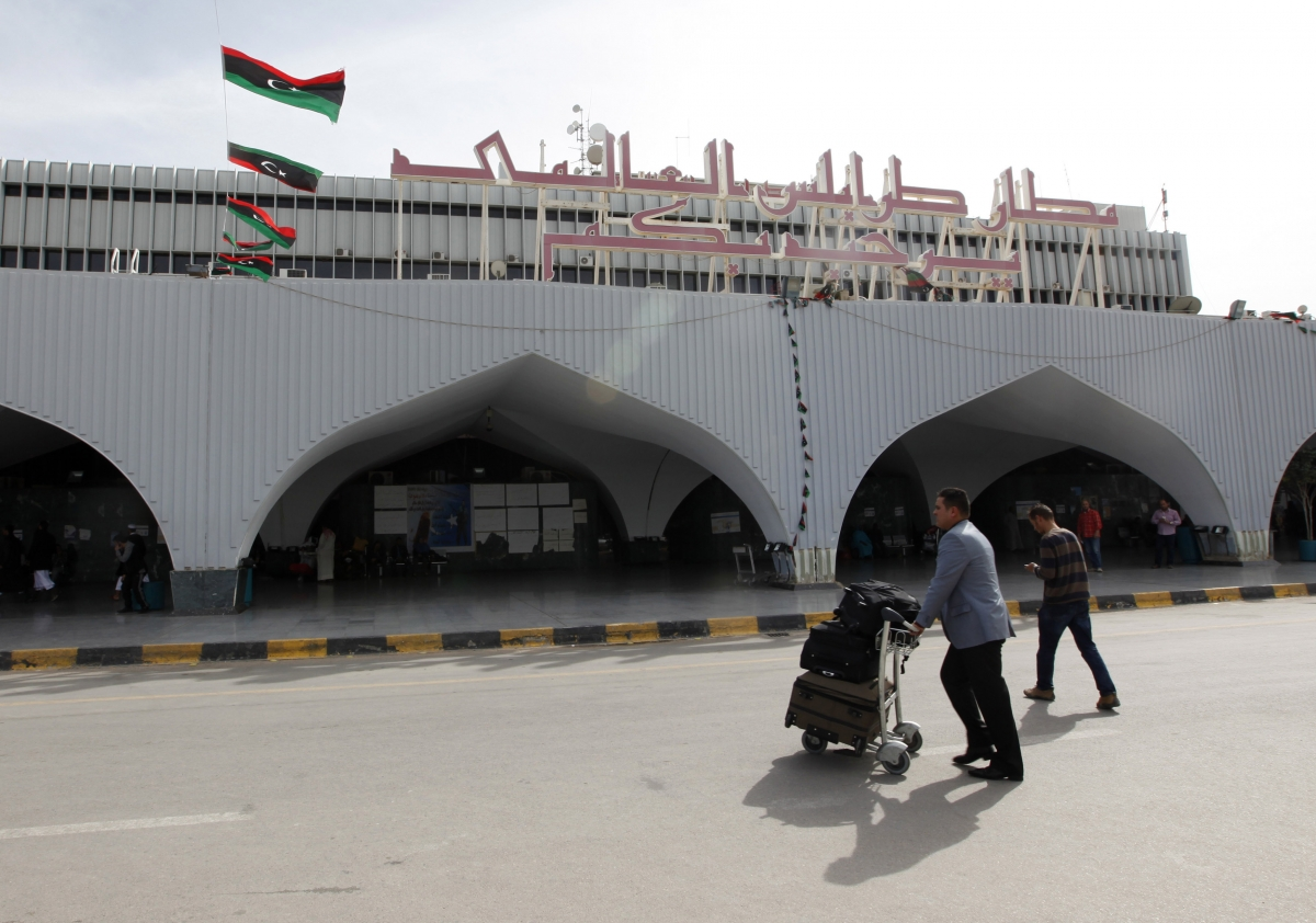Libya: Tripoli International Airport