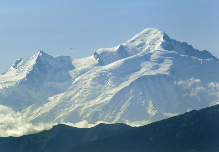 Mont Blanc (Reuters)