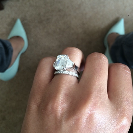 Cheryl Cole Wedding Ring