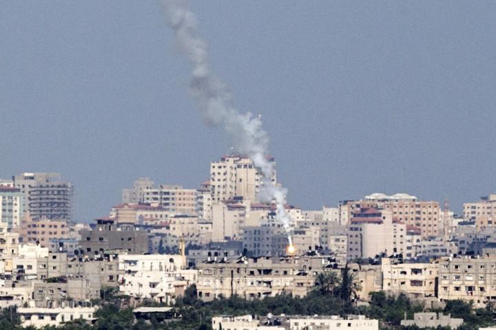 Israel Gaza Conflict Drone