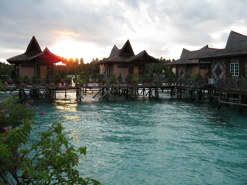 Mabul Water Bungalows Resort