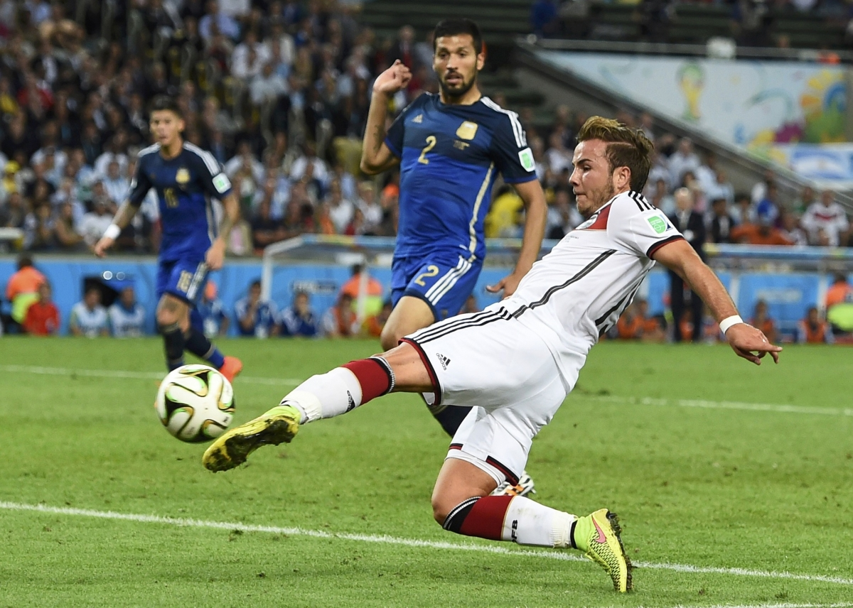 Germany Beat Argentina 1-0 to Win World Cup