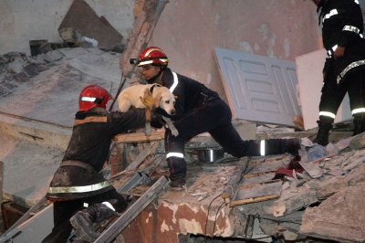 morocco collapsed building