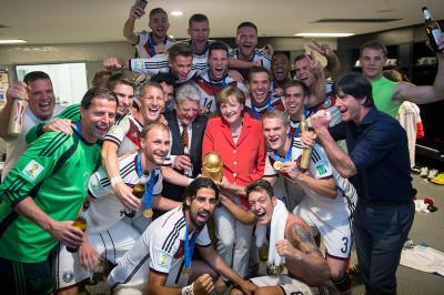 world cup merkel
