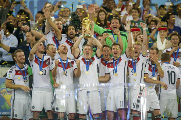 Germany World Cup Winners