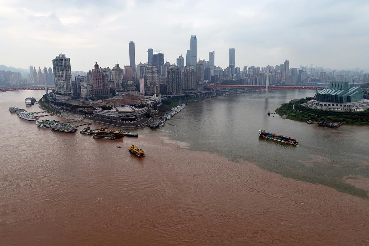 china rivers