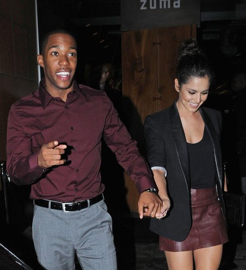 Tre Holloway & Cheryl Cole