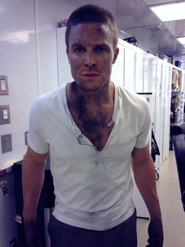 Arrow star Stephen Amell