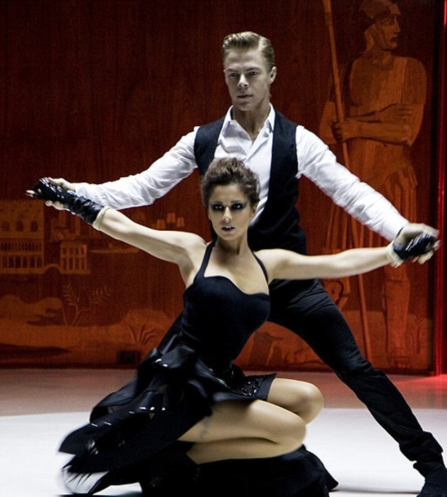 Cheryl Cole & Derek Hough