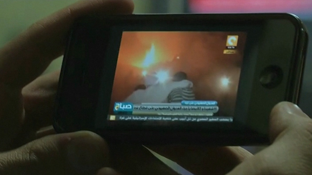 Warring Sides Campaign through Social Media in Gaza Conflict