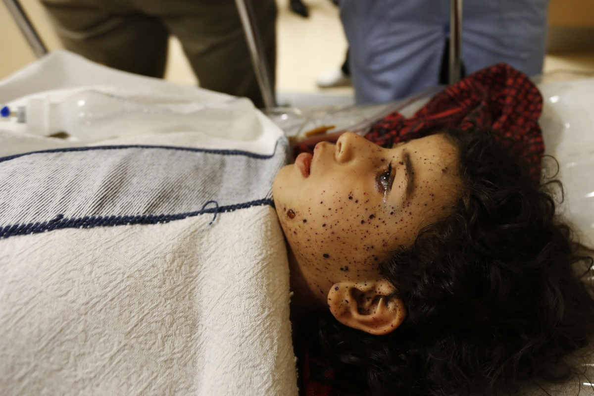 Gaza Palestinians Israel