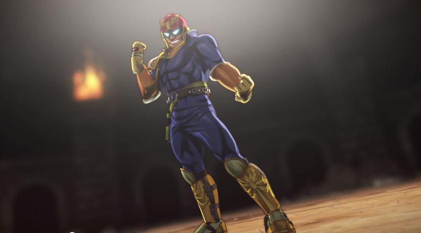 Super Smash Bros: Nintendo Announces Captain Falcon ...