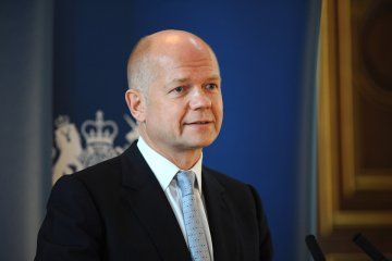 William Hague Steps Down as Foreign Secretary in Cabinet Reshuffle