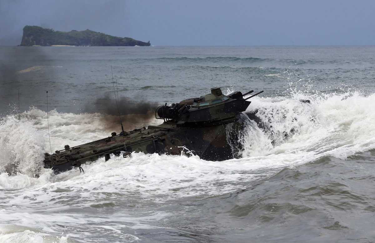 US military South China Sea