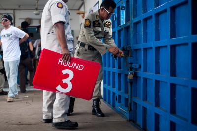 thailand prison fights