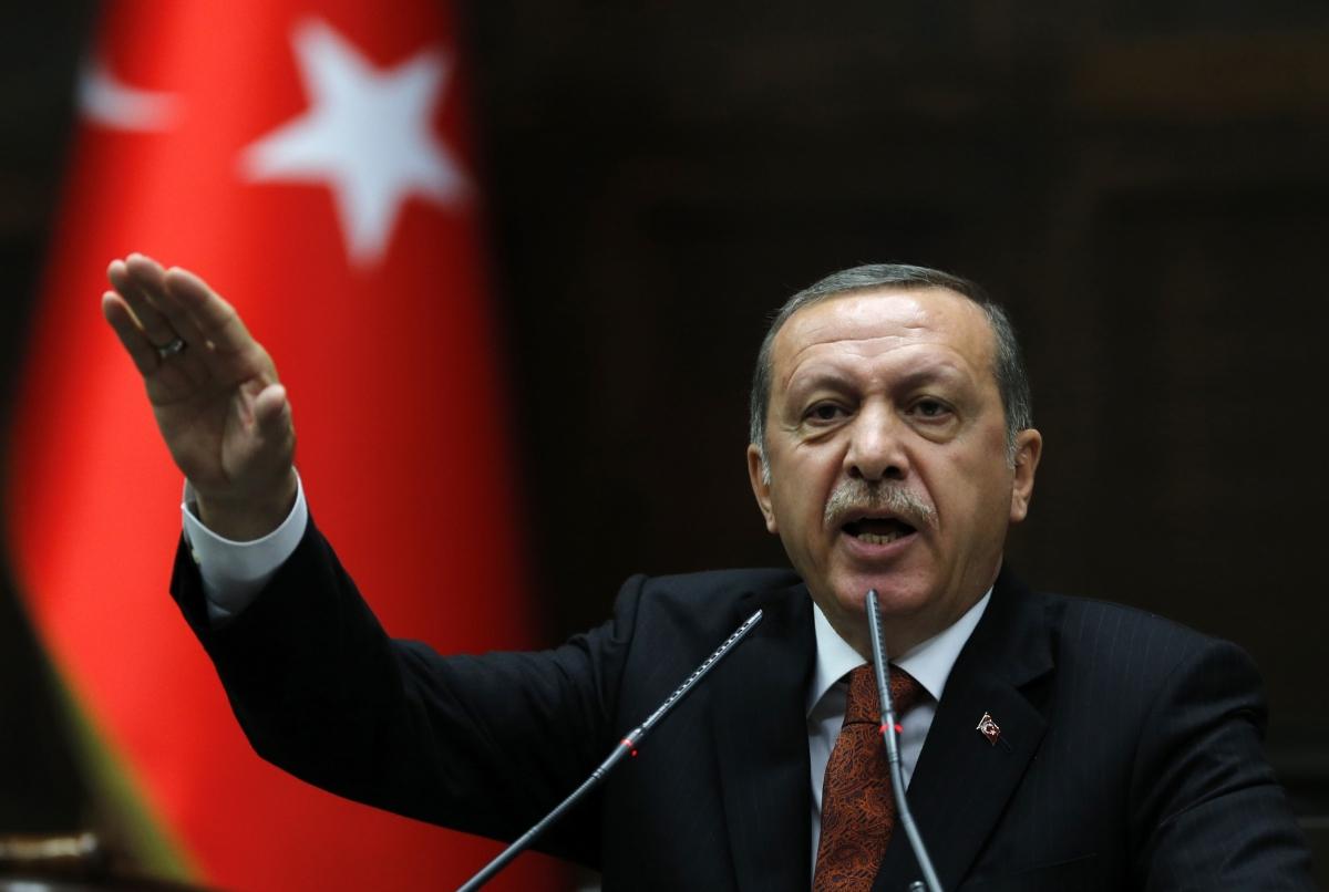Erdogan Turkey Israel