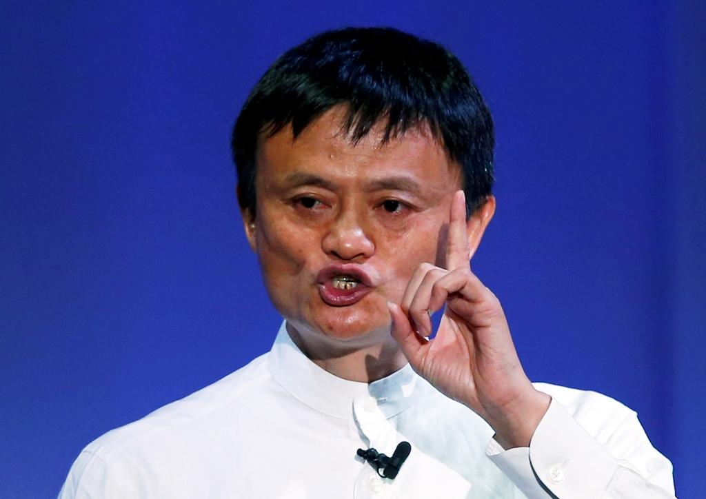 Jack Ma Alibaba