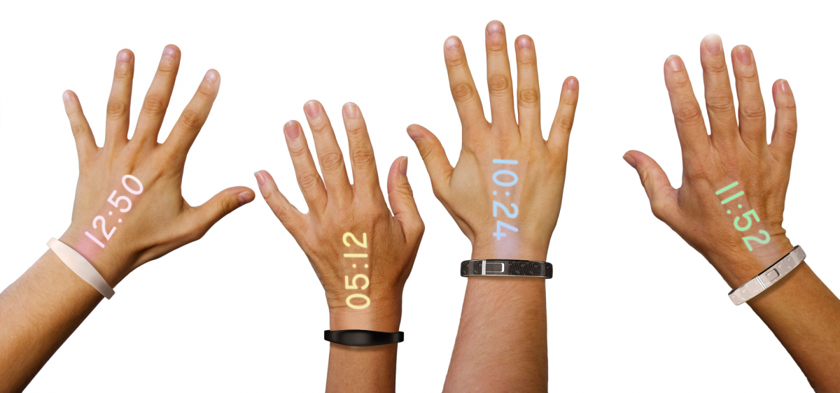 Ritot 'Projector Watch' Could Potentially Challenge Samsung, Google and LG Wearables