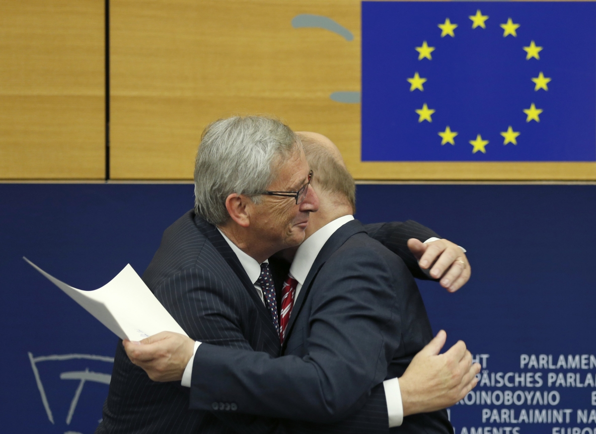 Juncker Wins Approval to be Next Head of European Commission
