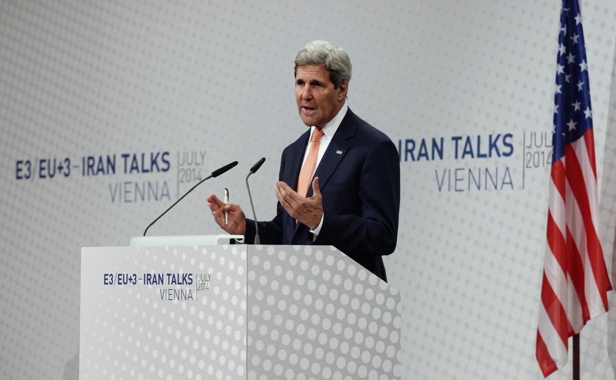 Kerry US Vienna Iran