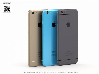 iPhone 6s iPhone 6c