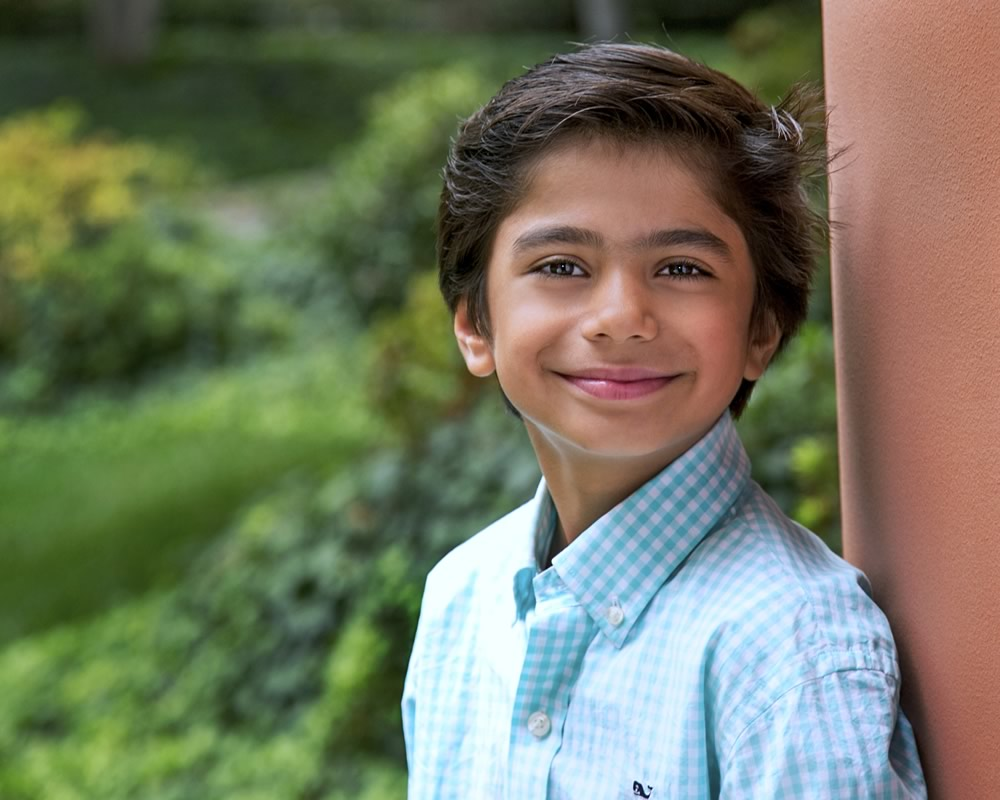 Neel Sethi is set to play the role of Mowgli in Disney's Jungle Book.