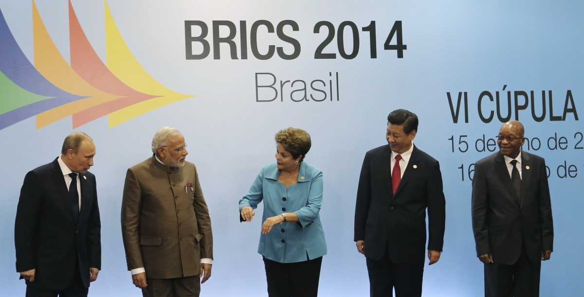 6th BRICS summit in Fortaleza
