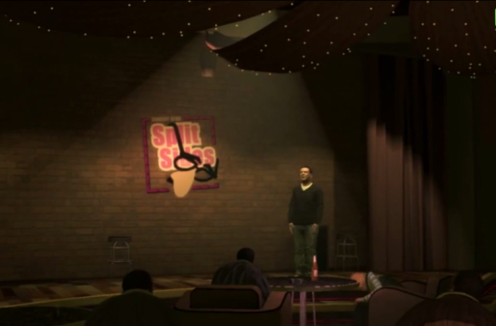 GTA 5 Online: Comedy Club DLC Interior Images Leaked