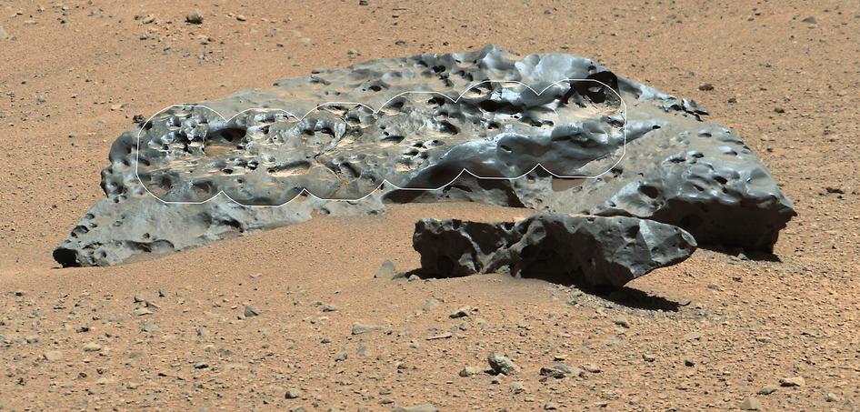 Mars Meteor