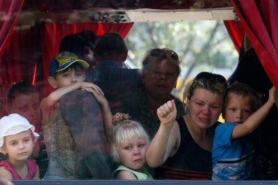 ukraine children
