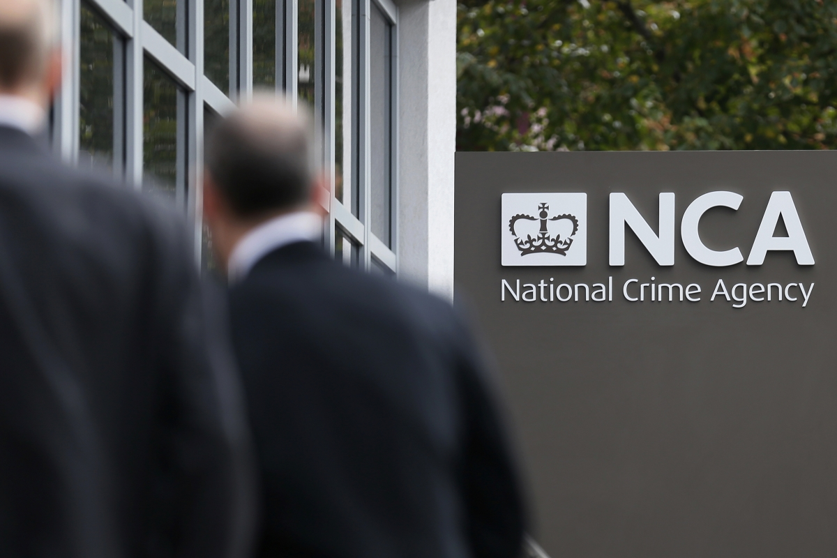 National Crime Agency NCA Logo