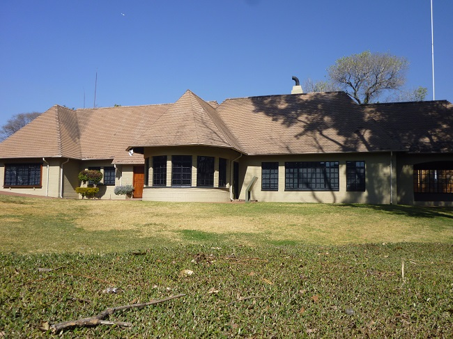 Liliesleaf Farm, the secret headquarters of the ANC
