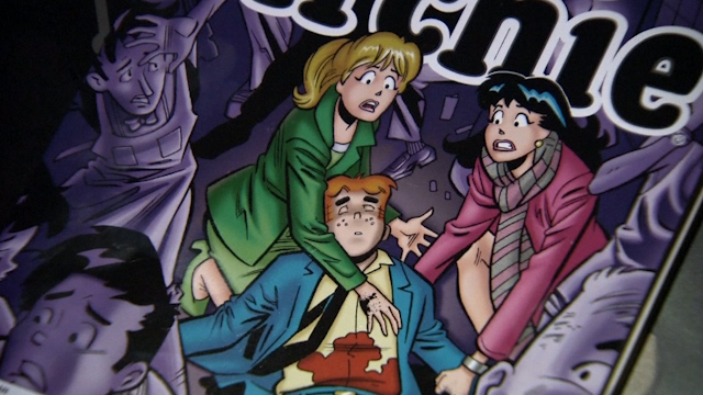 How Archie Dies: Comic book Character Death Revealed