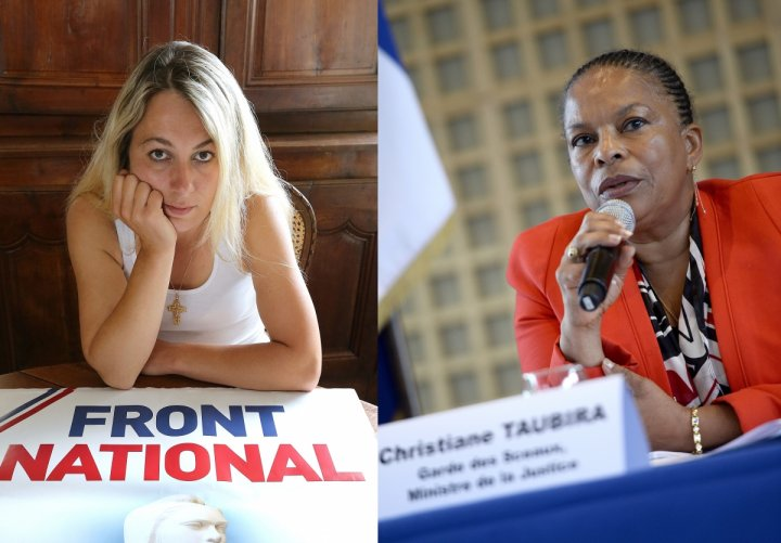 France: FN Fined, Ex-Candidate Leclere Sentenced To Jail over Monkey Racist Slur