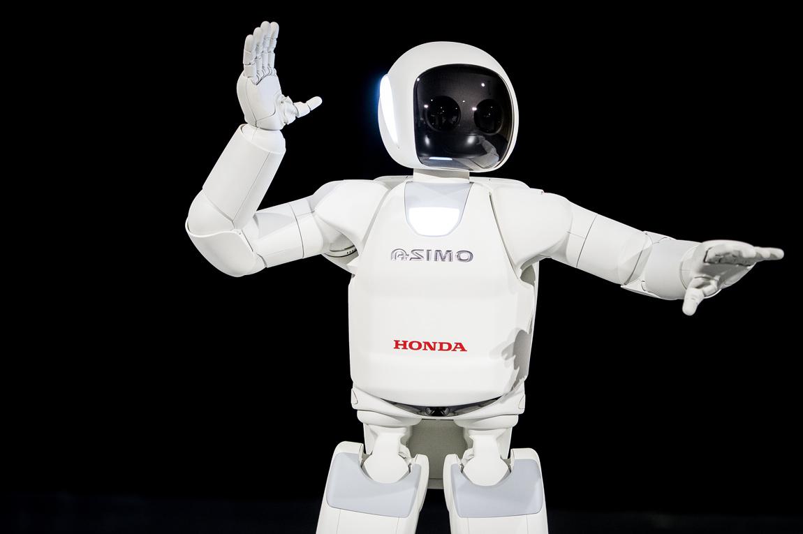 Honda new Asimo 1