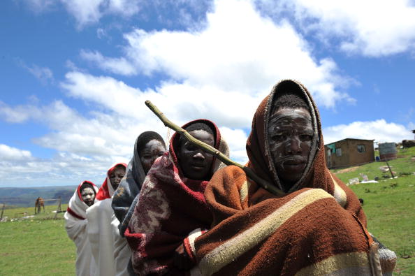 Xhosa tribe initiation circumcision