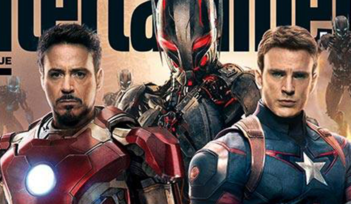 Avengers 2: Age of Ultron Revealed On Entertainment Weekly ...
