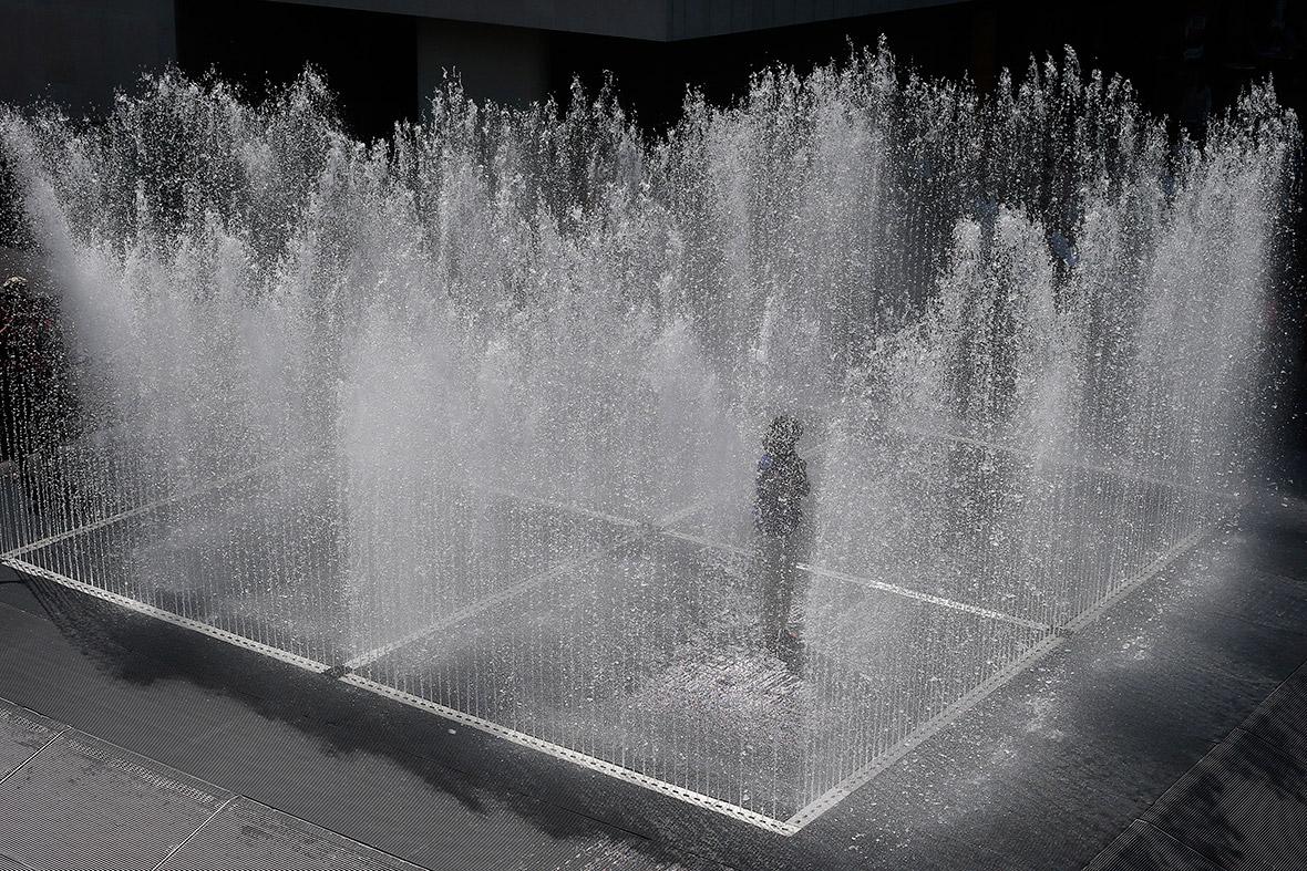 heatwave fountain